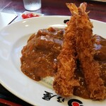 日乃屋カレー - 料理写真: