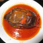 ミスターイスタンブール - 茄子のひき肉詰め
