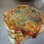 おこのみハウス ペコタン - 料理写真:そば肉玉