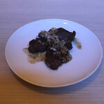 134693281 - 牛ハラミ焼き。                         美味し。
