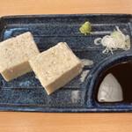 そば処 せんすい - 蕎麦豆腐