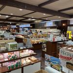 タオル美術館 四国の物産コーナー - 内観写真:四国の物産コーナー‼︎