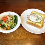 パーシモンカフェ - 料理写真:ラピュタモーニング