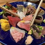 恵比寿魚金 - 玉手箱 1,280円