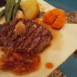 134697468 - 牛フィレ肉のステーキ