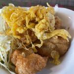 タイ料理ぺっぽい - プー・チャー アップ