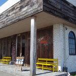バーズイン カフェ - ウェスタンスタイルのお店です