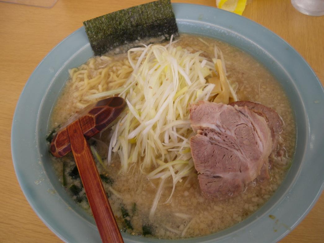 ラーメン青木亭 戸田店