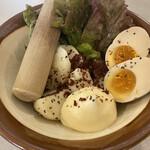 串カツ田中 - ポテトサラダ 430円