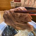 ら~めん ひの木 - チャーシュー