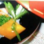 島活 - 料理写真:鱧の吸物でございます