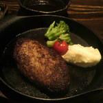 鐵玄肉匠 渋谷 - ラムバーグ