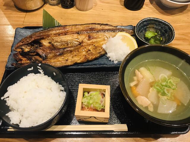 ご当地酒場 北海道八雲町 日本橋別館の料理の写真