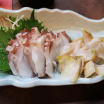 瀬戸内家良ちゃん - 地蛸/生西貝