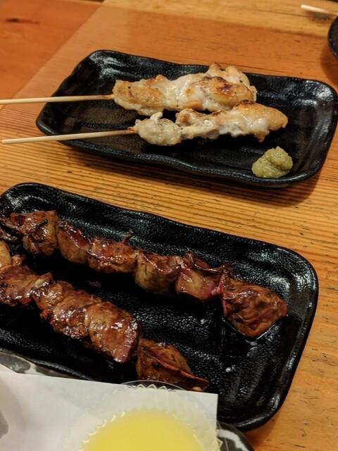 鳥貴族 中村橋店の料理の写真