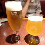 キリンビアフェスタ - 地ビールとシャンディガフ