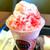 タリーズコーヒー - 料理写真:T's アイスラッシュ ストロベリー