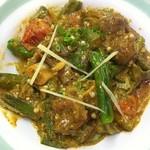 インド・パキスタン料理 ホット・スプーン - ビンディ・ゴーシュ