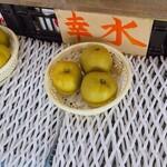 川村果樹園直売所 - 料理写真:幸水