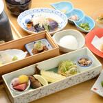 ひとはし - 旬菜コース