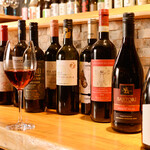 ひとはし - 赤ワイン集合