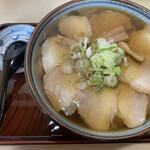 134724346 - チャーシューワンタン麺 ¥980