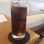 森のレストラン - アイスコーヒー