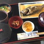 レストラン 舟屋 - 煮魚定食