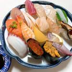 寿司 すみだ川 - 料理写真: