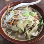 淀川 - 料理写真:ちゃんぽん