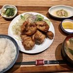 三厨 - 780円のからあけランチ(o^^o)