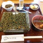 一心屋本店 - 料理写真:うな重(3,575円)