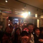 アッパーハウス - 【店内には大画面TV!】サッカー放映時にはこの盛り上がり!!!