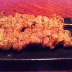 炭火串焼 ふじ - せせり(塩)