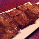 炭火串焼 ふじ - 豚バラ