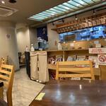 魚人食堂 - 店内