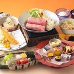 日本料理 しゃぶしゃぶ 鉄板焼 有馬 - 2020.9-11「楓会席」