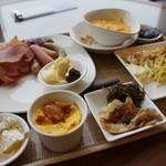 レストラン&バー「SKY J」 - 朝食ブッフェ