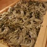 蕎麦割烹 山崎 -