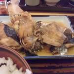 千里浜 - 鱈煮.JPG