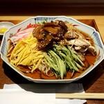 中華そば おばん菜 鶴亀 -