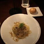 134760815 - ・カジキマグロ ういきょう スパゲティーニ