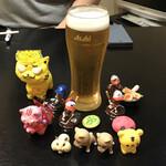 いとう - 生ビールとキトラン隊