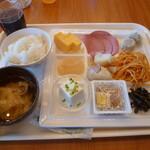 大仁ホテル - 料理写真:かち