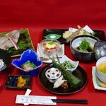 美味彩 - 料理写真:5月の会席