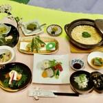 美味彩 - 料理写真:4月の会席