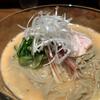 手打ちそば やっ古 - 料理写真:✔︎ 「本日のお蕎麦・胡麻酢そば」 この日は千葉県成田市の「千葉在来」とのこと。 「まぼろしの蕎麦」「奇跡の蕎麦」と称されるほどの希少なお蕎麦。
