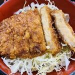 駒ヶ岳サービスエリア(上り) フードコート - ソースカツ丼