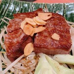 可らし - 和牛サーロインステーキ 150g