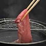 松阪まるよし - 料理写真:松阪牛しゃぶしゃぶ